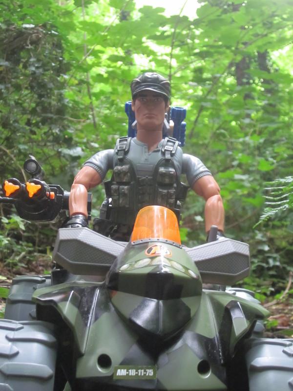 Action Man Quad Assault Woodland Random Photos. IMG_4328