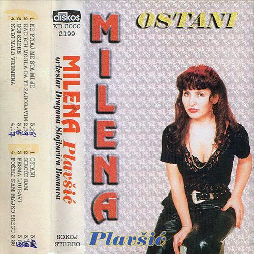 Milena Plavsic - Diskografija Milena_Plavsic_1996_Ostani