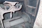 Танк КВ-1 изнутри (№ 9854), Ропша, Ленобласть. P6230170