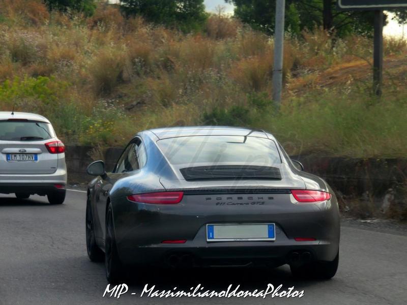 Avvistamenti auto rare non ancora d'epoca Porsche_991_911_Carrera_GTS_3.8_430cv_15_EZ519_S