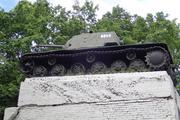 Танк КВ-1 изнутри (№ 9854), Ропша, Ленобласть. P6230372