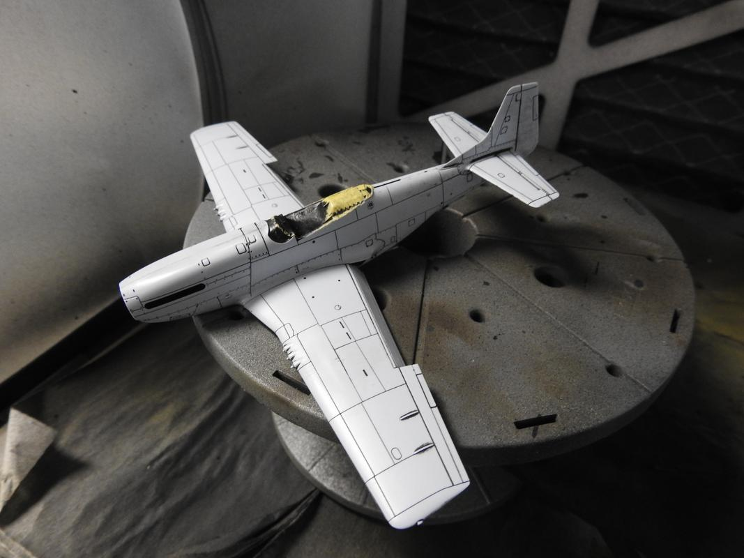 North American F-51D Mustang, Airfix, 1/72 - Sida 2 DSCN5780