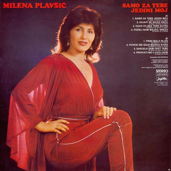 Milena Plavsic - Diskografija Milena_Plavsic_1983_Samo_Za_Tebe_Jedini_Moj_ZA