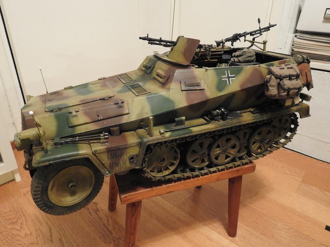 SdKfz 250 Armor Hobbies 1/6 - Sida 18 DSCN3469