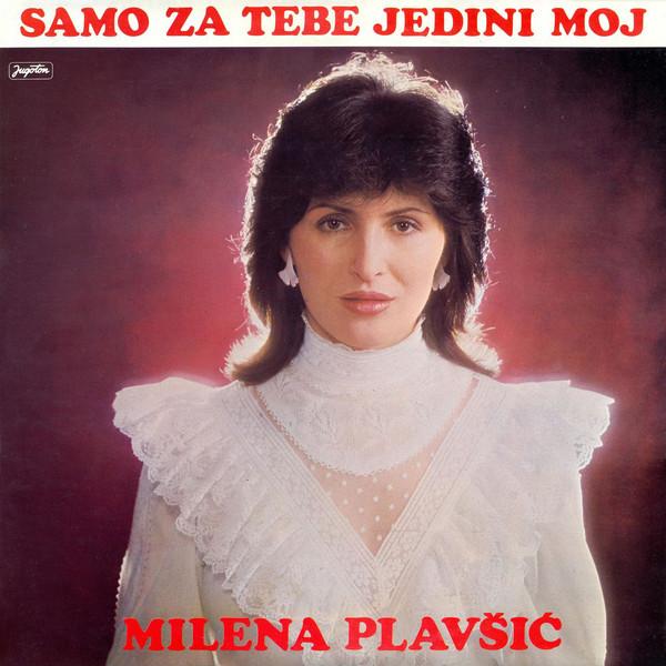 Milena Plavsic - Diskografija Milena_Plavsic_1983_Samo_Za_Tebe_Jedini_Moj_PR
