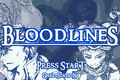 Nyx Plays Fire Emblem: Bloodlines 1