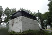 Танк КВ-1 изнутри (№ 9854), Ропша, Ленобласть. P6230028