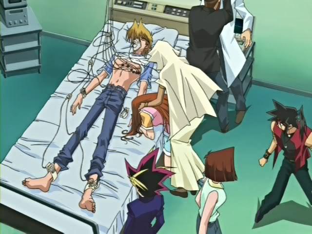 [ Hết ] Phần 4: Hình anime Atemu (Yami Yugi) & Anzu (Tea) trong YugiOh  2_A61_P_66