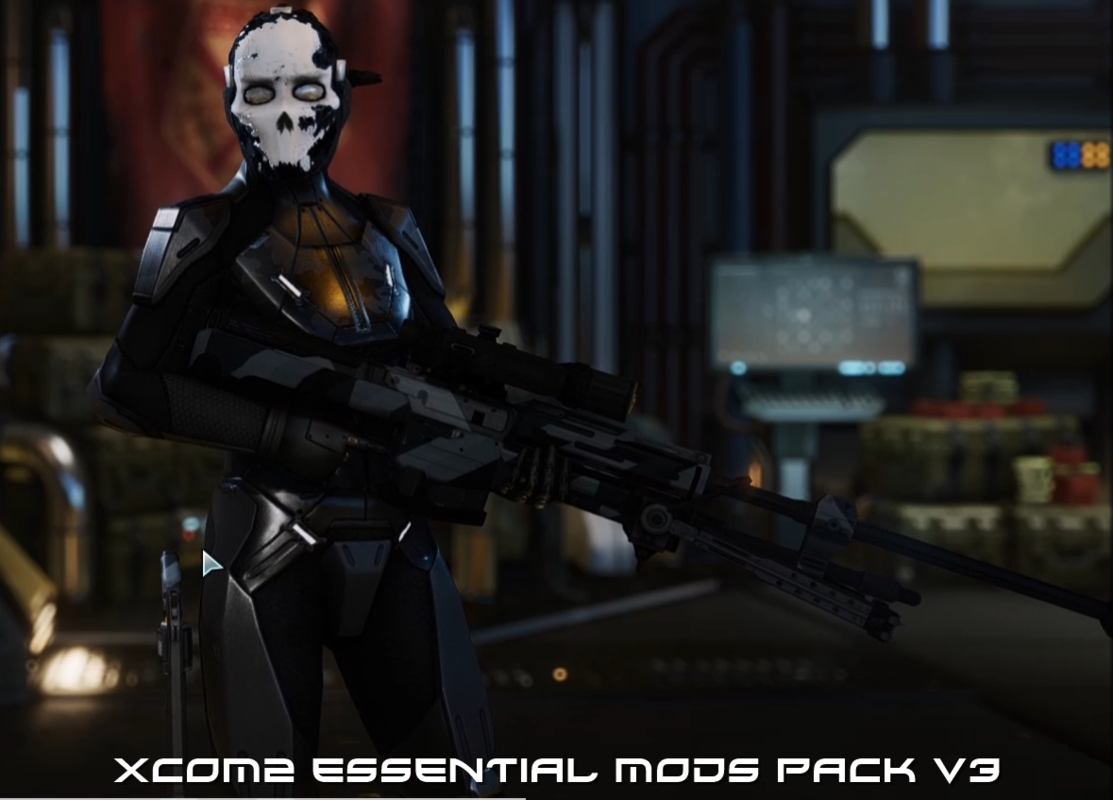 Xcom2 Essential Mods Pack V3.2 PosterV3