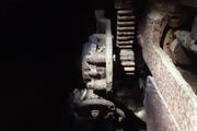 Танк КВ-1 изнутри (№ 9854), Ропша, Ленобласть. P6230197