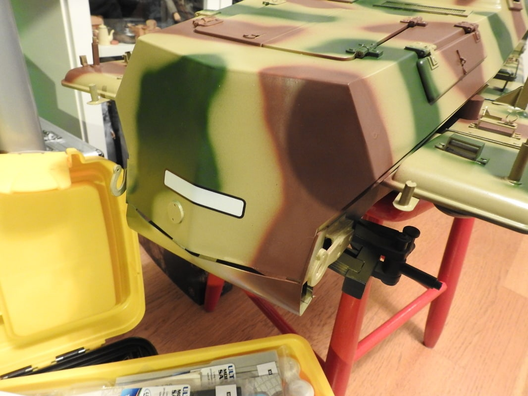 SdKfz 250 Armor Hobbies 1/6 - Sida 16 DSCN2970