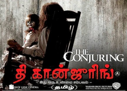 The Conjuring (2013) BRRip ~ Tamil Dubbed ~ 400MB ~ x264 ~ Vinok2 Image