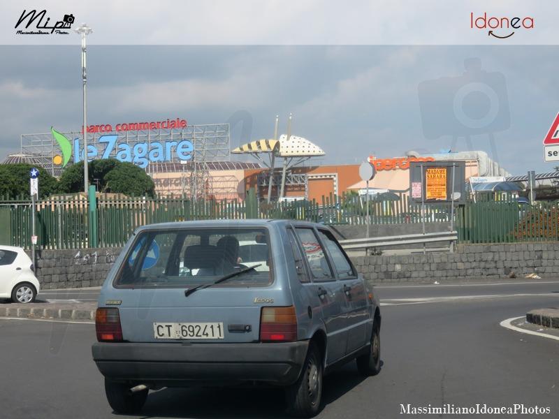 avvistamenti auto storiche - Pagina 2 Fiat_Uno_D_S_1.3_45cv_85_CT692411_448.034_-_9-05-2016