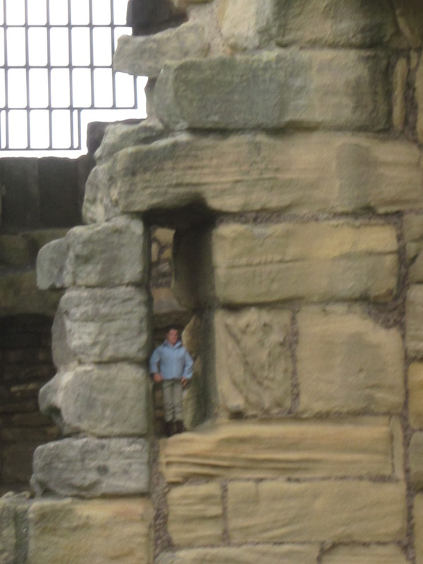 Random photos of Action Man at Warkworth Castle in Northumberland. IMG_3811