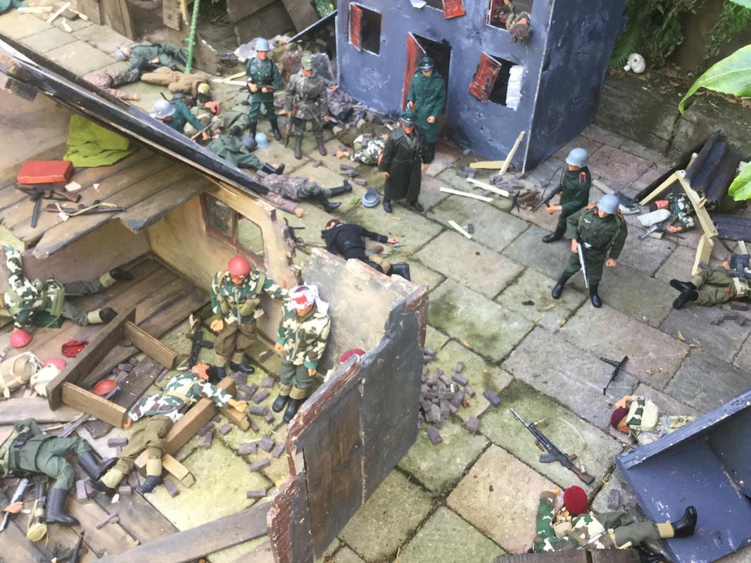 Market garden ..   episode 2   Arnhem.. IMG_6185