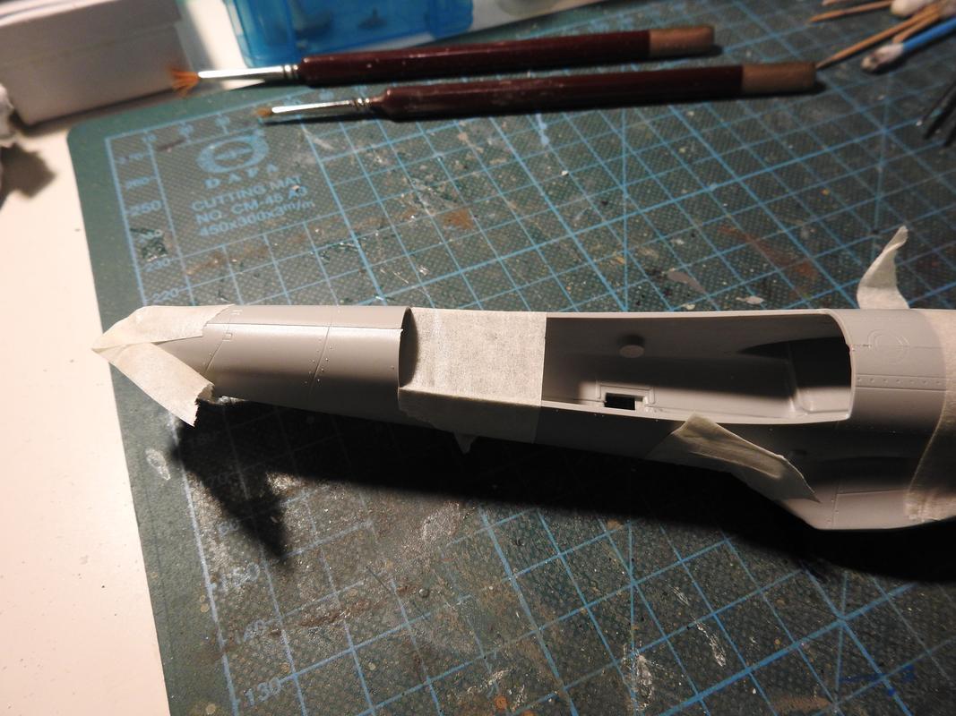 A10C Blacksnakes, Italeri 1/48 DSCN9666
