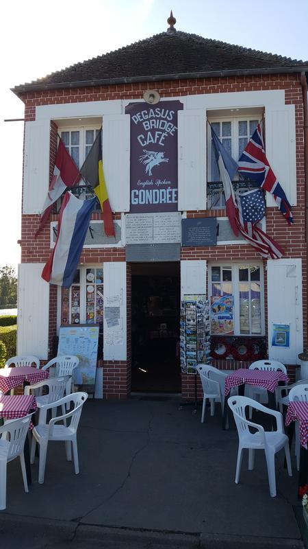 Normandy d day battlefield trip 20171027_134847
