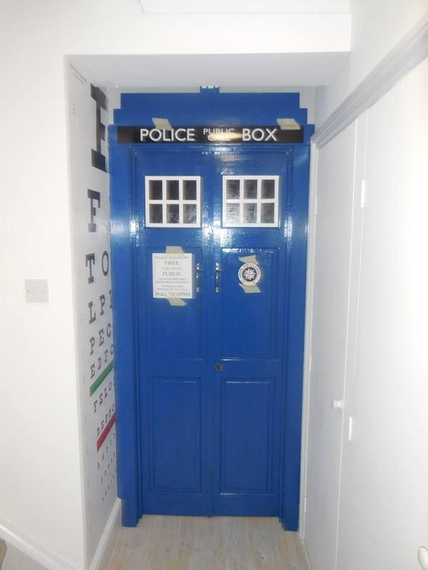 Dr who doors IMG_4755
