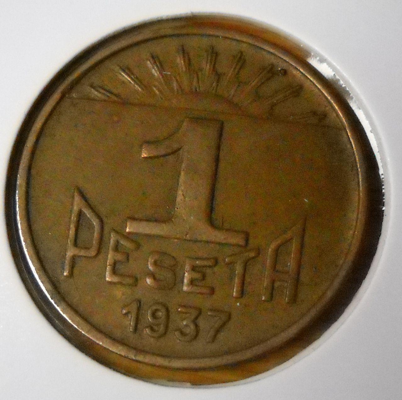 1 peseta 1937 Guerra Civil - Consejo de Asturias y Leon  DSCN0045
