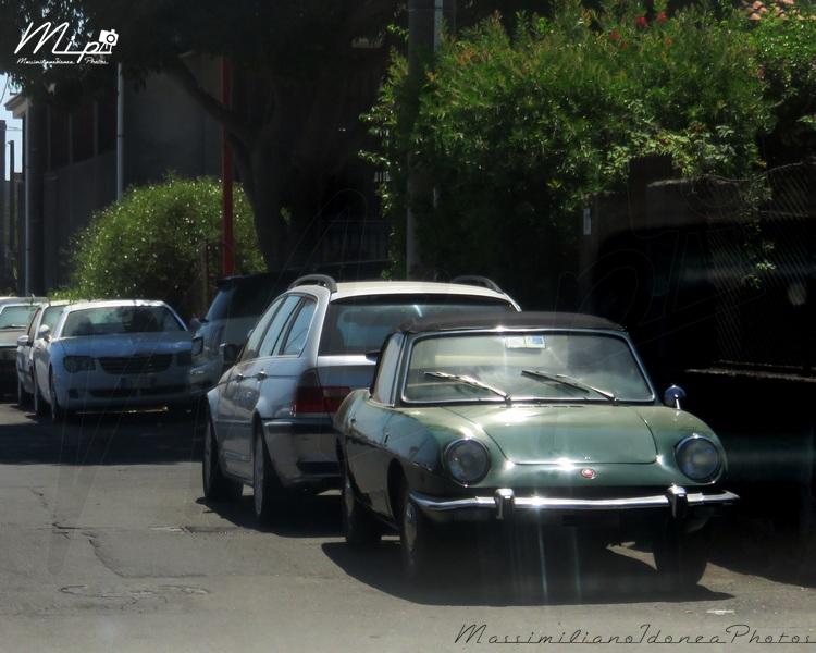 avvistamenti auto storiche - Pagina 37 Fiat_850_Sport_Spider_900_53cv_70_CT614959