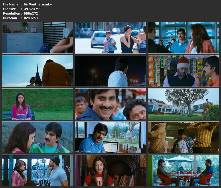 Sar Vanthara (2013) (Tamil Dubbed) DVDRip ~ 400MB Sir_Vanthara_mkv