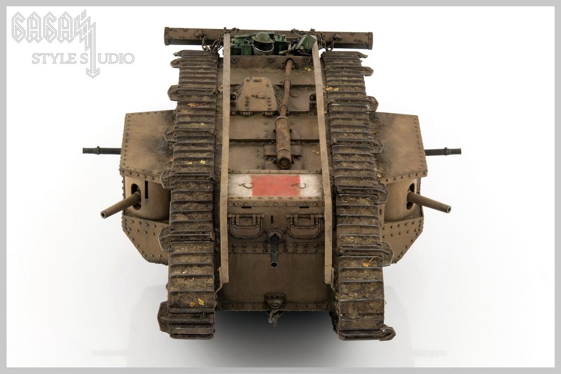 Mark IV Male (Ромб от Takom) Image