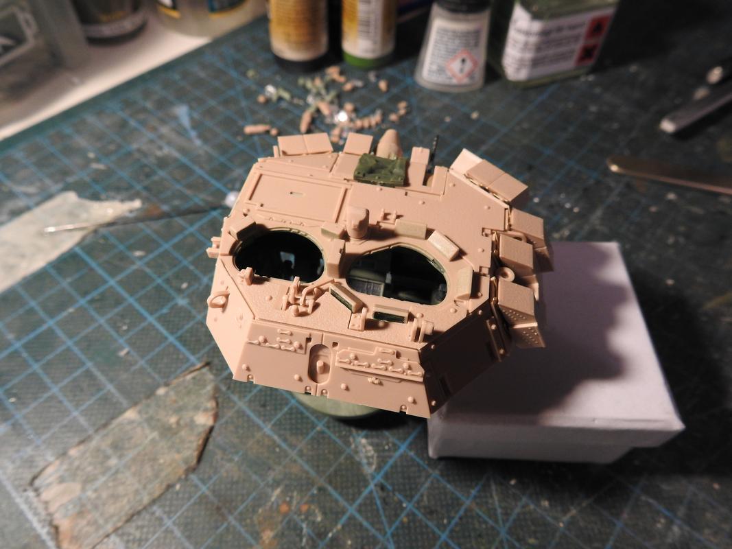 M3A3 Bradley TUSK III- Meng 1/35 - Sida 4 DSCN6446