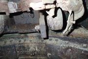 Танк КВ-1 изнутри (№ 9854), Ропша, Ленобласть. P6230272