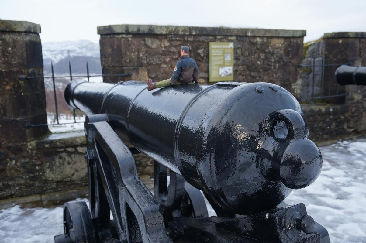 My MAM at Stirling castle  (Ackie88) 38_A5_F57_D-_EB04-4_A77-81_FB-_C4_CC2_BC01558