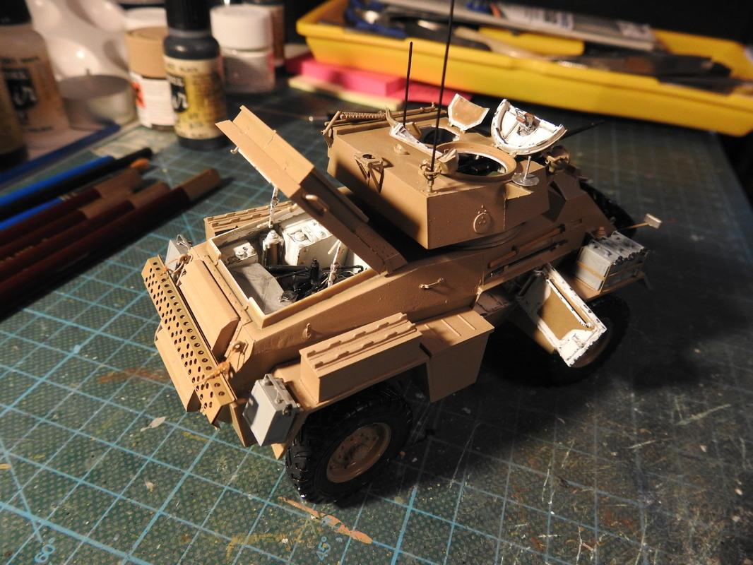 Humber Mark II, Bronco 1/35 - Sida 9 DSCN3456