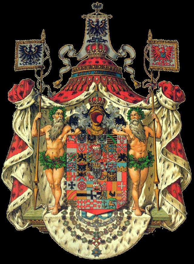 1/12 thaler 1765. Berlín. Federico II el Grande Escudo_de_armas_de_Federico_II_El_Grande