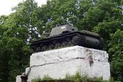 Танк КВ-1 изнутри (№ 9854), Ропша, Ленобласть. P6230371