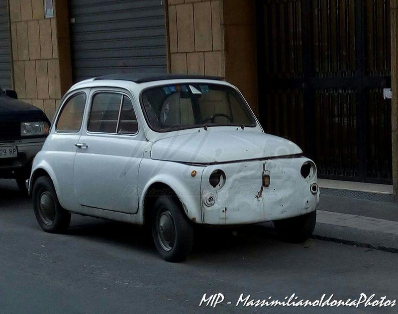 Auto Abbandonate - Pagina 39 Fiat_500