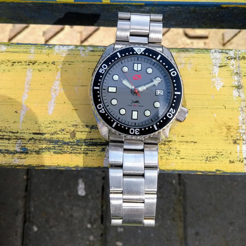 New dial and chapter ring for SKX007 (photo heavy) IMG_20180612_101126882