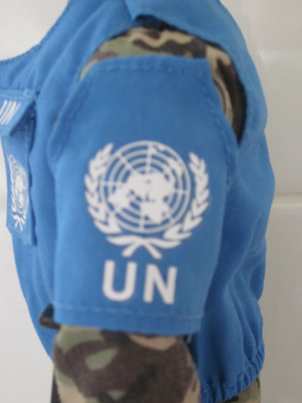 United Nations soldier IMG_3113