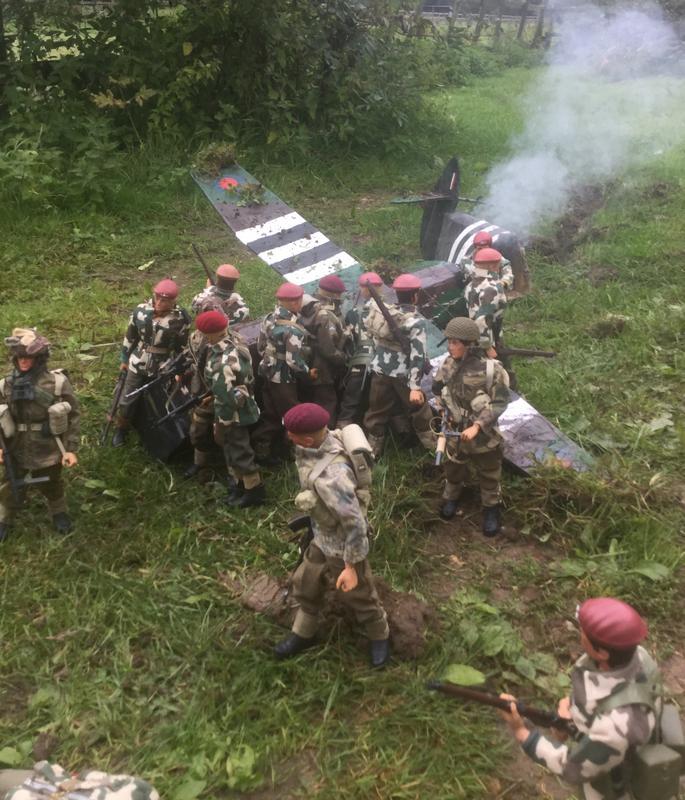 Crash landing..!!!   Operation market garden. Episode 1 IMG_5787