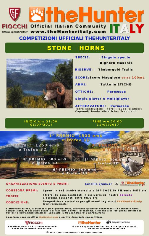 [CONCLUSA] Competizioni ufficiali TheHunteritaly - Stone Horns - Pecora Bighorn - JANUZ_COMPLEANNO_BIGHORN_ombre_finito