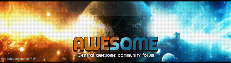 [Logo]     LOGO_AWESOME_FORUM