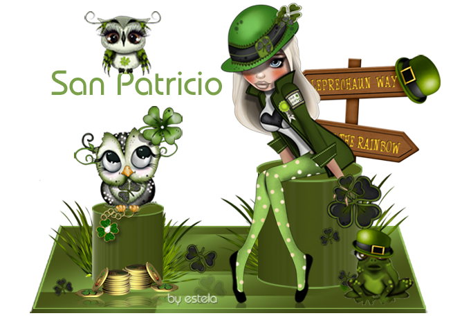 09 -TARJETAS DIA DE SAN PATRICIO - Página 3 Patrickmujica1