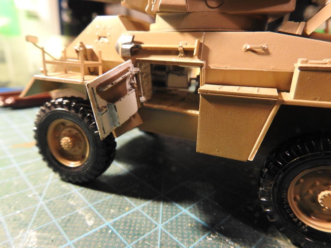 Humber Mark II, Bronco 1/35 - Sida 9 DSCN3418