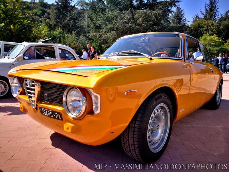 Passeggiata d'Autunno, Pedara (CT) Alfa_Romeo_Giulia_GT_Junior_1300_68_PA229480_1