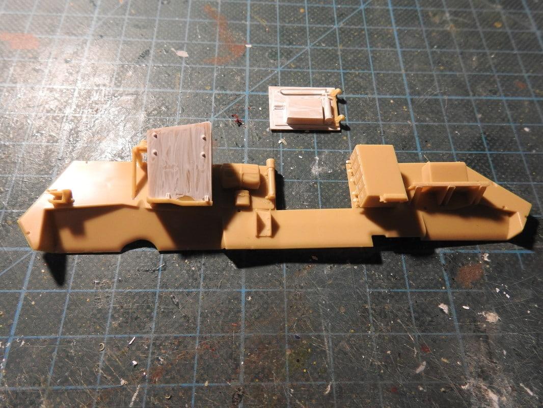 Humber Mark II, Bronco 1/35 - Sida 4 DSCN2785