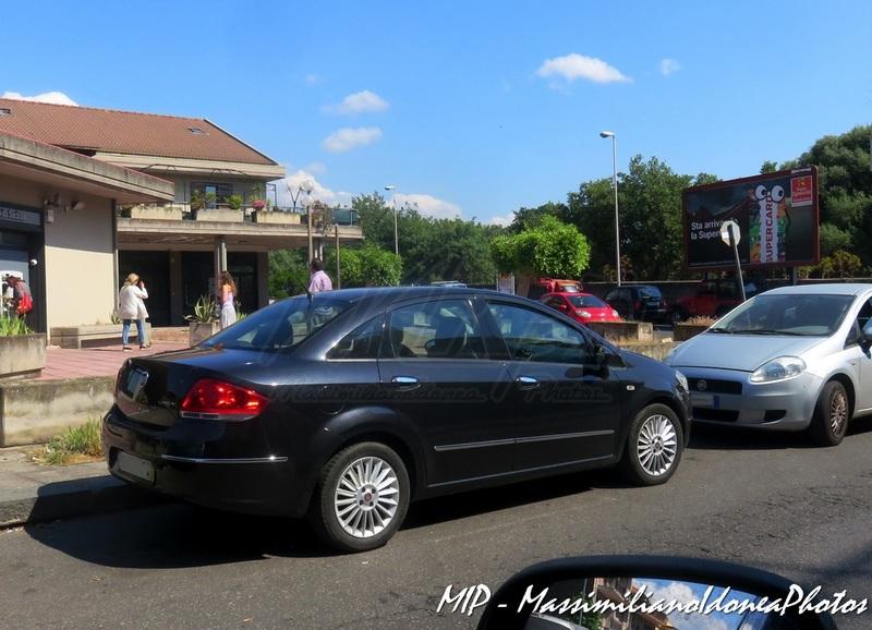 Avvistamenti auto rare non ancora d'epoca - Pagina 38 Fiat_Linea_14_EV54