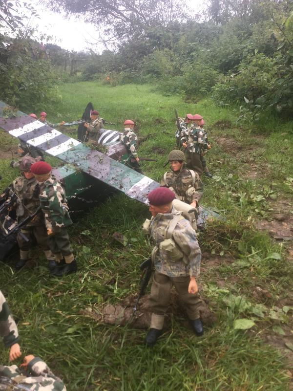 Crash landing..!!!   Operation market garden. Episode 1 IMG_5771