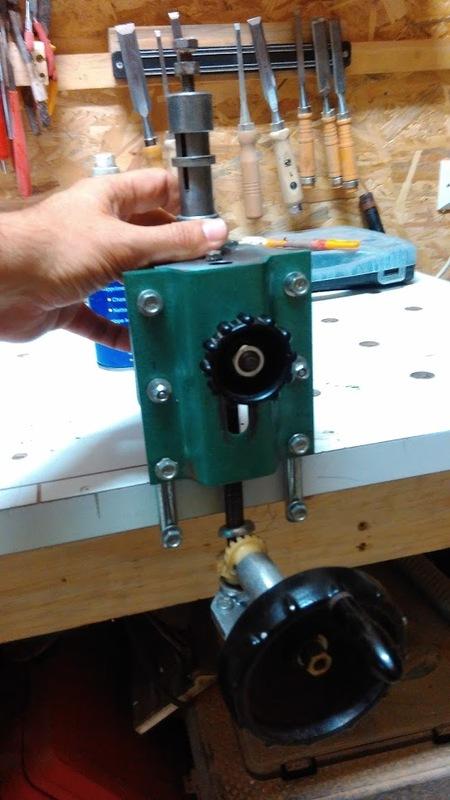 Aménagement d'atelier - Fabrication d'un combiné scie/toupie IMG_20160811_202546