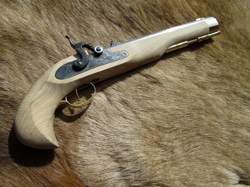 Traditions Kentucky Pistol Kit Build IMG_8780