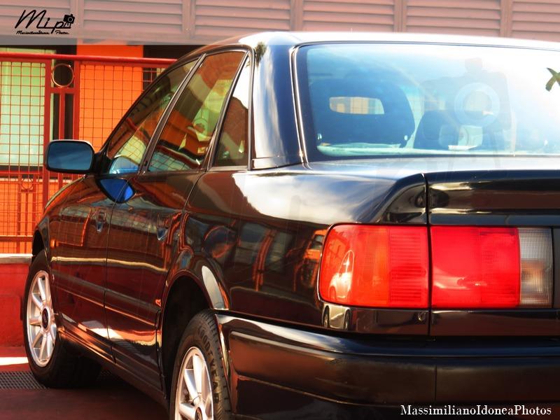 avvistamenti auto storiche - Pagina 3 Audi_100_2.0_140cv_93_MI3_Y9344_240.000_-_04-07-2017_3