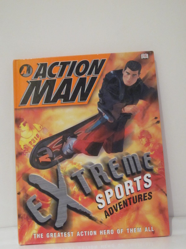 Action Man annuals and books IMG_3932