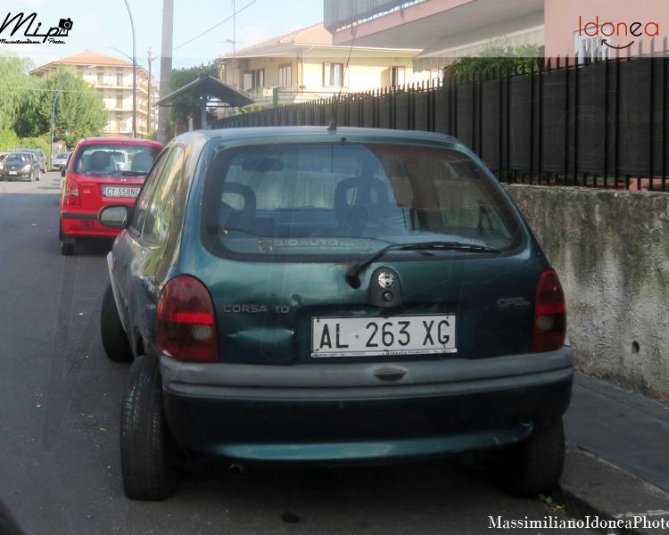 Auto Abbandonate - Pagina 39 Opel_Corsa_TD_1.5_67cv_96_AL263_XG