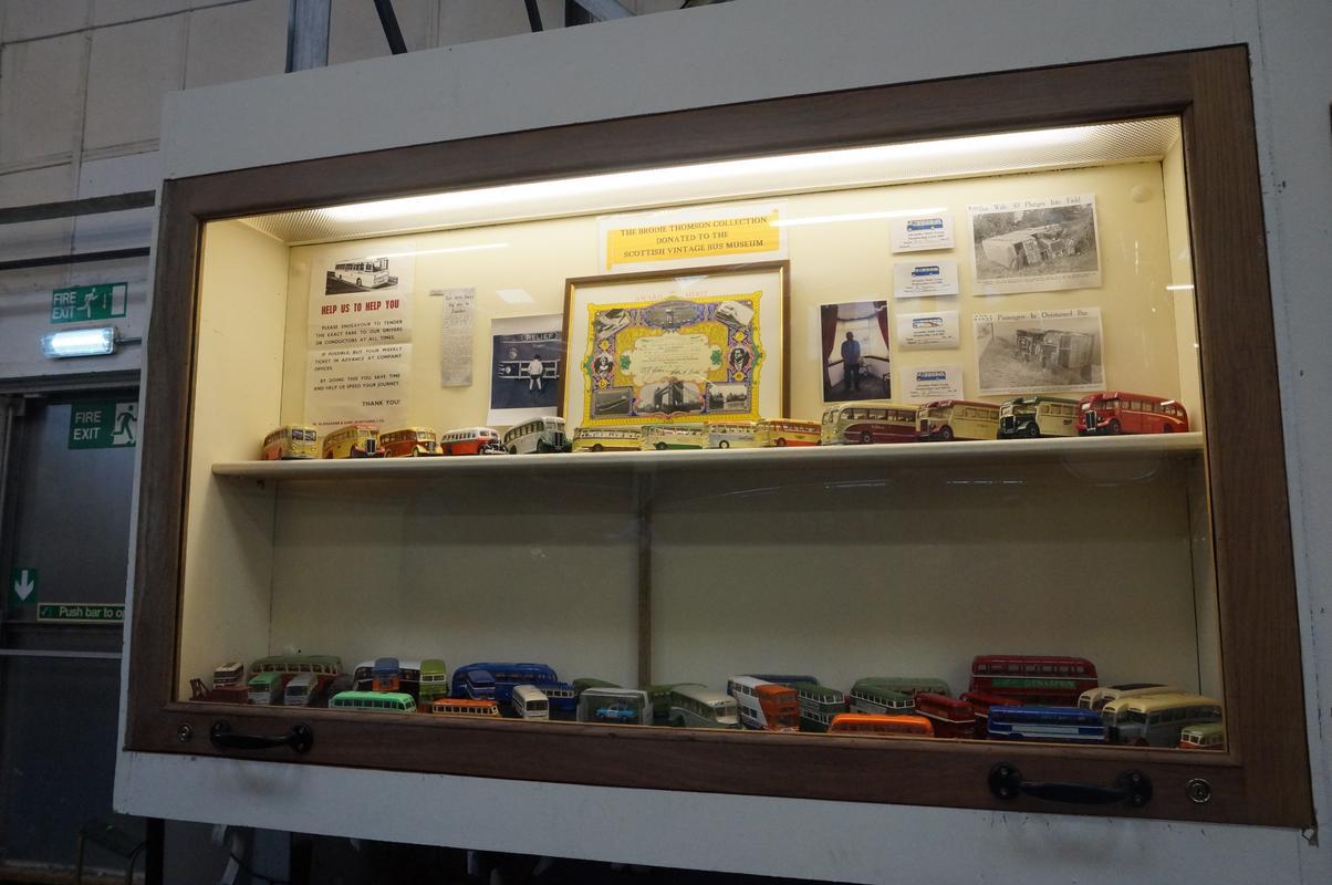 MAM visiting The Scottish Vintage Bus Museum. 8_EF7_F640-_B553-433_B-_A824-_FDE2_BA770695